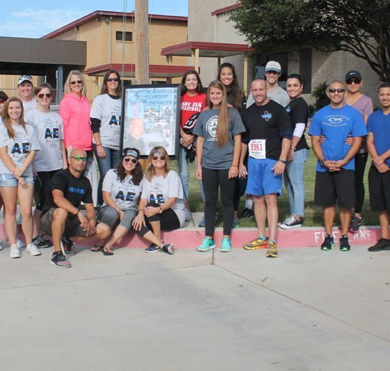 8th Annual Andrew Esparza 5k